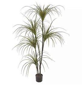 Planta Árvore Artificial Yucca Verde 2,2m
