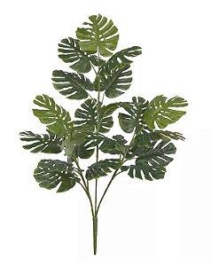 Planta Árvore Artificial Costela-de-Adão Verde 1m