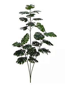 Planta Árvore Artificial Costela-de-Adão Verde 1,6m