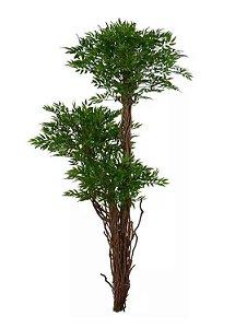 Planta Árvore Artificial Rucos Verde 1,9m