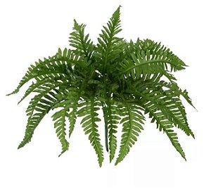 Folhagem Artificial Samambaia Verde 36cm