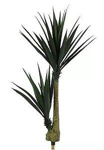 Planta Árvore Artificial Yucca Verde 1,3m