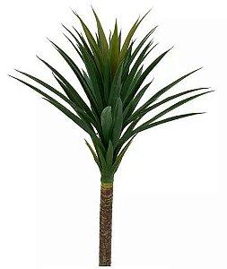 Planta Árvore Artificial Yucca Verde 95cm