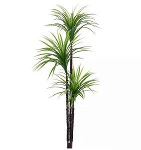 Planta Artificial Árvore Yucca - 1,50m 3 Folhas