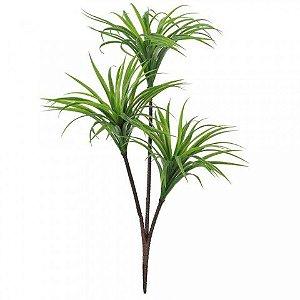 Planta Artificial Árvore Yucca Verde 1,10m