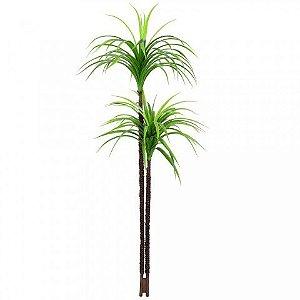 Planta Artificial Àrvore Yucca Verde 1,45m