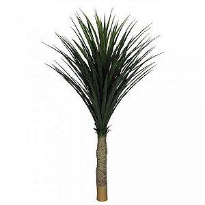 Planta Artificial Árvore Yucca Várias Folhagens - 1,10m