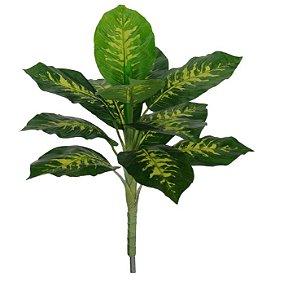 Planta Artificial Árvore Comigo Ninguém Pode Real Toque X12 50cm