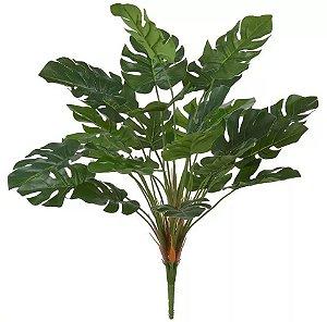 Planta Artificial Árvore Costela De Adão 40cm