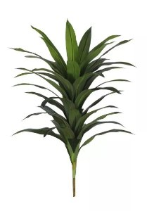 Planta Artificial Árvore Dracena Real Toque 1,18m