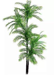 Planta Árvore Artificial Palmeira Verde 1,6m