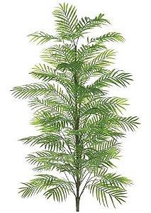 Planta Artificial Árvore Palmeira Verde Claro 1,5m