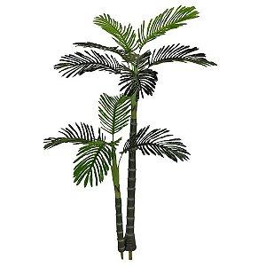 Planta Artificial Árvore Palmeira Areca 1,70m