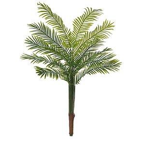Planta Artificial Árvore Palmeira Real Toque X13 1,8m