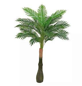 Planta Artificial Árvore Palmeira Verde - 1,2m