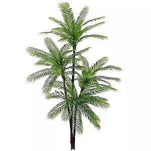 Planta Artificial Árvore Palmeira Verde - 1,57m
