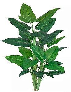 Planta Árvore Artificial Philo Real Toque Verde 1,3m