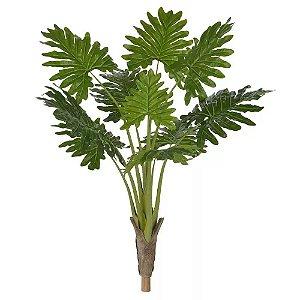 Planta Artificial Árvore Philo Real Toque X10 1,17m