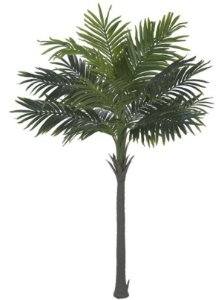Planta Artificial A Palmeira Real Toque - X15 1,8m
