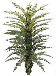 Planta Árvore Artificial Samambaia Verde 1,7m
