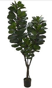 Planta Artificial A.Ficus Rata Real Toque x 78 (1,3m)
