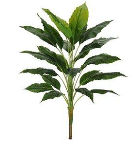 Planta Artificial Árvore Estrelícia Real Toque X25 1m