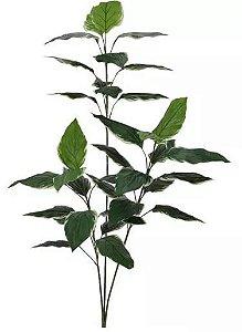 Planta Árvore Artificial Hosta Verde 1,6m