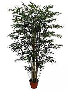 Árvore Artificial Bambu Japonês Verde 1,5m