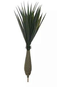 Árvore Artificial Yucca Verde 1m