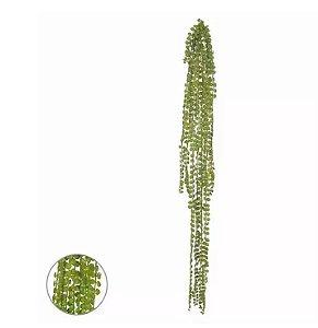 Folhagem Artificial Grass Pendente Verde 92cm