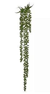 Folhagem Artificial Sedum Pendente Verde 72cm
