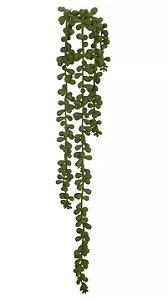 Folhagem Artificial Sedum Pendente Verde 50cm