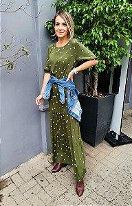 Vestido Positano Verde