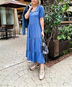 Vestido Julieta Azul