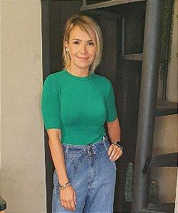 Blusa Modal Lucena Verde