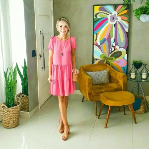 Vestido Dani Pink