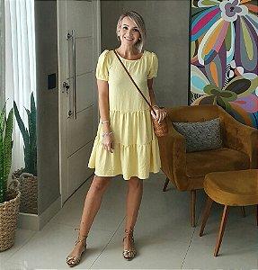 Vestido Dani Amarelo