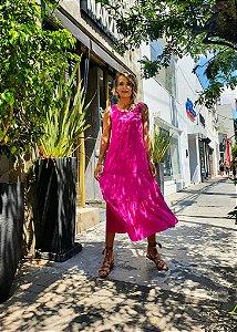 Vestido Ilka Pink (fucsia)