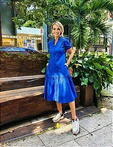 Vestido Alma Azul Anil