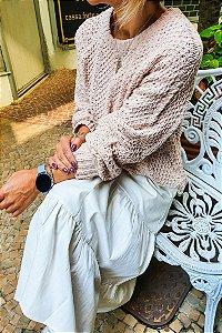 Blusa Tricot Soraia Rosa