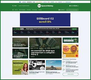 BillBoard 02 - Tam.: 970x250 pixels