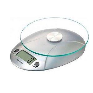 Balança digital para cozinha de 0 a 3kg Incoterm