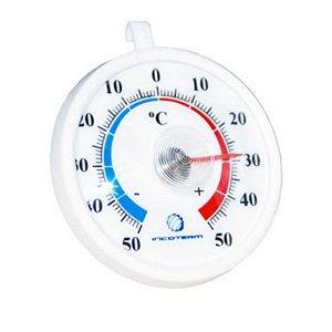 Termômetro Para Refrigeração Bimetálico Incoterm