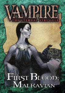 VtES – Primeiro Sangue: Malkaviano