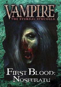 VtES – Primeiro Sangue: Nosferatu
