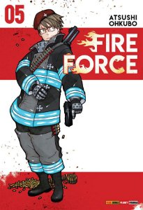 Fire Force - 05