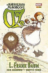 Oz Vol.01: O Maravilhoso Mágico De Oz
