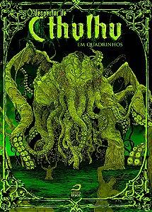 O despertar de Cthulhu em quadrinhos