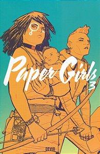 Paper Girls – Vol. 3