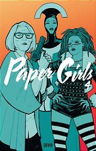 Paper Girls – Vol. 4